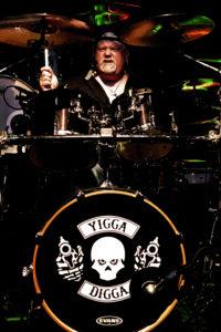 Scott Pegram (drums/vocals)